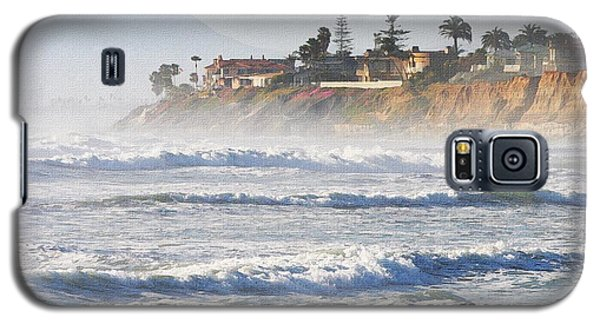 Galaxy S5 Case featuring the photograph Oceanside California by Tom Janca