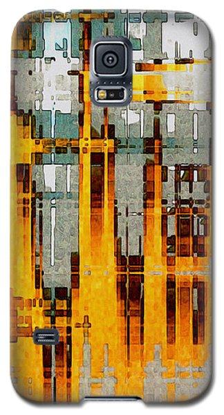 Ochre Urbanity Galaxy S5 Case