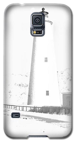 Ocracoke Lighthouse Galaxy S5 Case