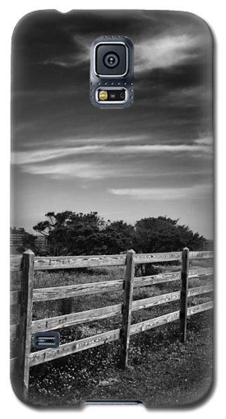 Ocracoke Pony Fence Galaxy S5 Case