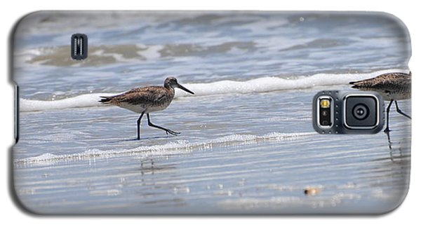 Ocracoke Shorebirds Galaxy S5 Case