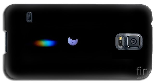 October 2014 Partial Solar Eclipse Galaxy S5 Case