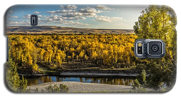 October In Heise Valley Galaxy S5 Case by Yeates Photography