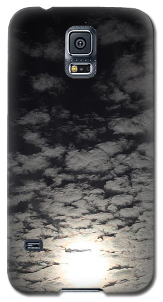 October Moon Galaxy S5 Case by Joel Loftus