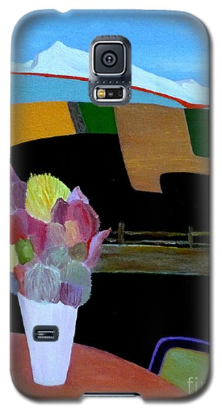 October Morning Galaxy S5 Case