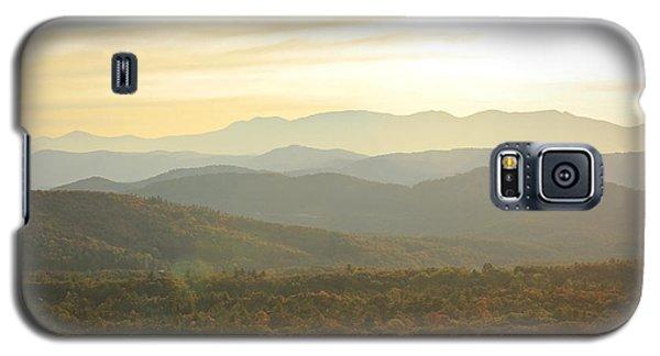 October Mountains Galaxy S5 Case by Tammy Schneider