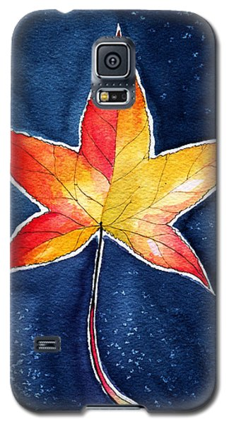 October Night Galaxy S5 Case