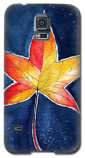 October Night Galaxy S5 Case