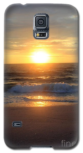October Rise I Galaxy S5 Case