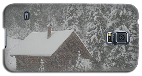 October Snowfall  --  British Columbia  Galaxy S5 Case