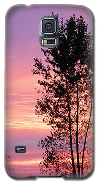 October Sunset Galaxy S5 Case