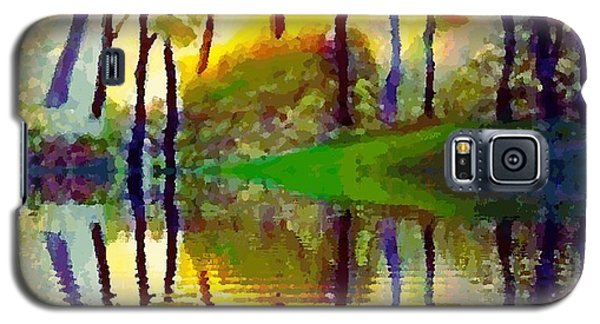 October Surprise Galaxy S5 Case by Holly Martinson