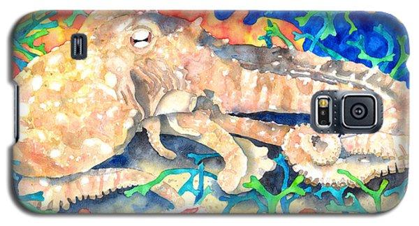 Octopus Delight Galaxy S5 Case