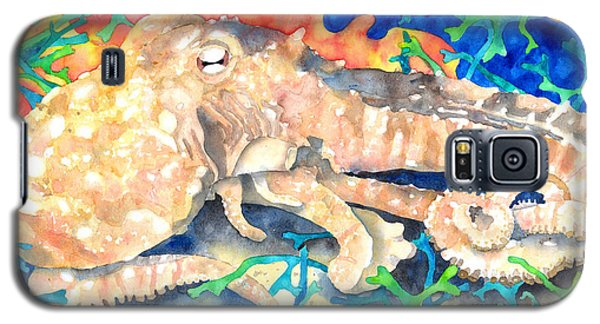 Octopus Delight Galaxy S5 Case
