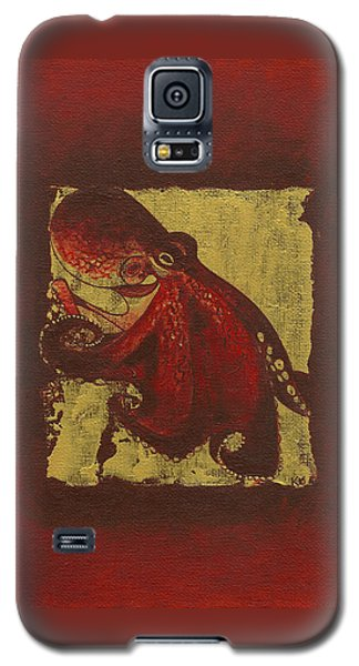 Octopus Galaxy S5 Case