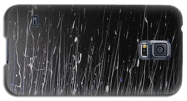 Galaxy S5 Case featuring the painting Ode by Nereida Rodriguez