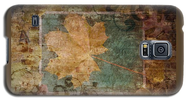 Ode To Autumn Galaxy S5 Case