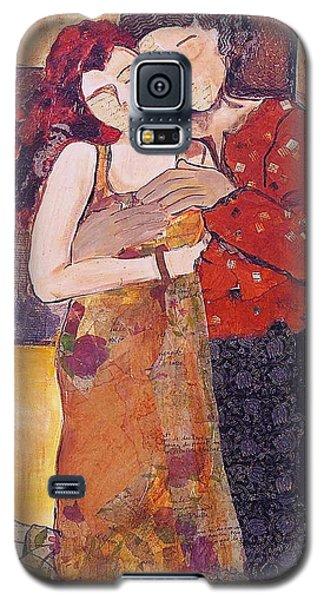 Ode To Klimt Galaxy S5 Case