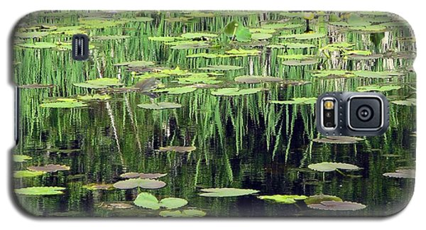 Galaxy S5 Case featuring the photograph Ode To Monet by Chris Anderson