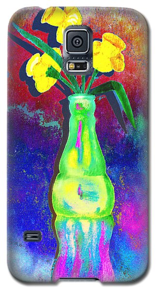 Ode To Old Cola Galaxy S5 Case by Ginny Schmidt