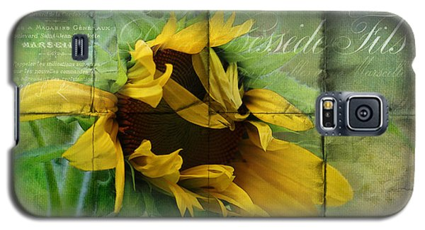 Ode To Summer Galaxy S5 Case by Kathleen Holley