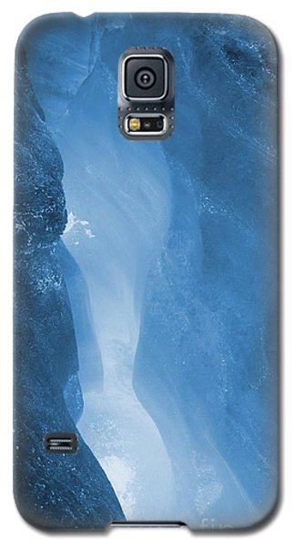 Ode To The Crevasse 5 Galaxy S5 Case