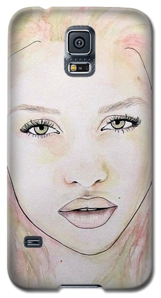 Of Colour And Beauty - Pink Galaxy S5 Case