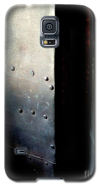 Galaxy S5 Case featuring the photograph Of Shadow And Intent by Newel Hunter