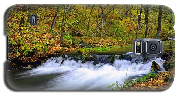 Off The Beaten Path Galaxy S5 Case by Bonfire Photography