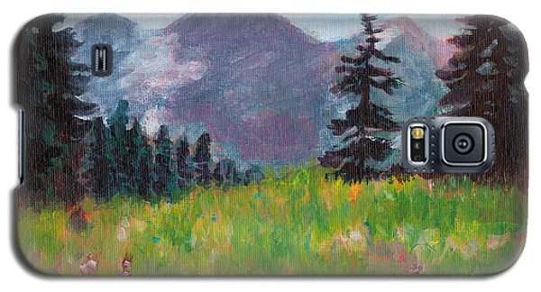 Off The Trail 2 Galaxy S5 Case by C Sitton