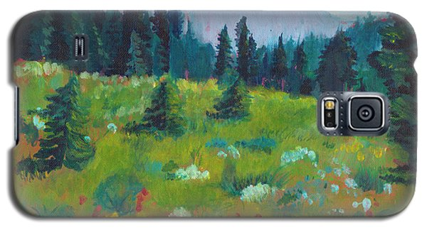 Off The Trail Galaxy S5 Case by C Sitton