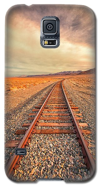 Off To Nowhere Galaxy S5 Case