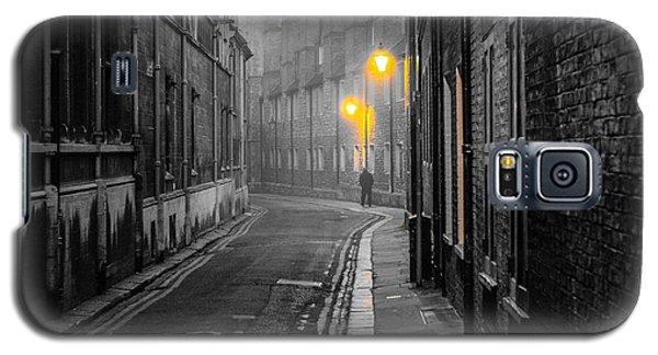 Off To Work Galaxy S5 Case by David Warrington