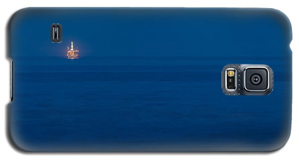 Offshore Rig Galaxy S5 Case
