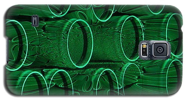 Galaxy S5 Case featuring the photograph Oh by Janice Westerberg