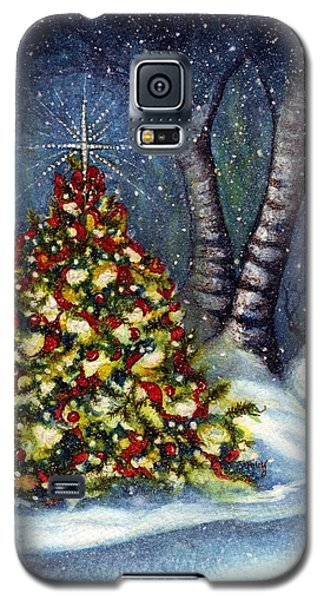 Oh My. A Christmas Tree Galaxy S5 Case