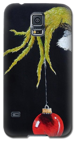 Oh Oh Galaxy S5 Case by Betty-Anne McDonald