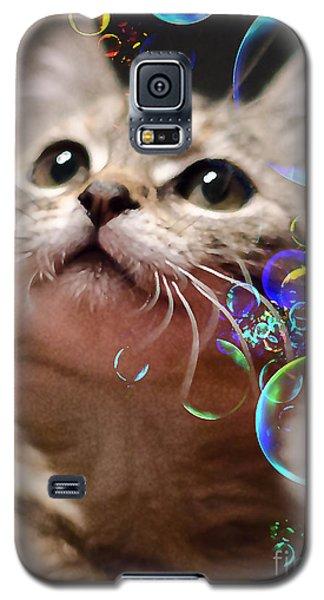 Oh What A Wonderful World Galaxy S5 Case