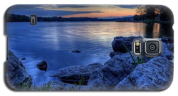 Ohio Spring Sunset Galaxy S5 Case