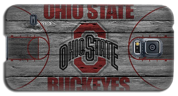 Ohio State Buckeyes Galaxy S5 Case by Joe Hamilton