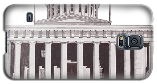Ohio State Capitol Galaxy S5 Case