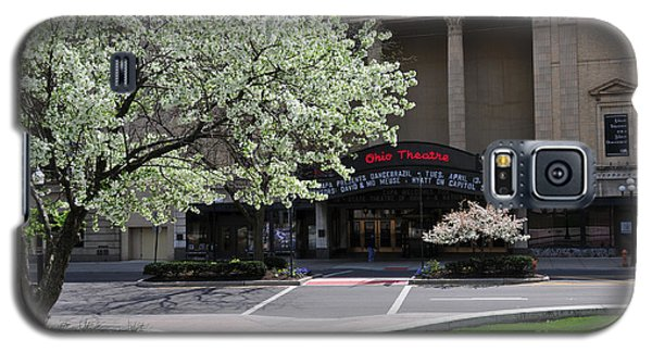 D45l42 Ohio Theatre Photo Galaxy S5 Case