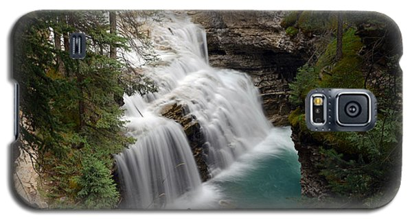 Galaxy S5 Case featuring the photograph Johnston Canyon In Banff by Yue Wang