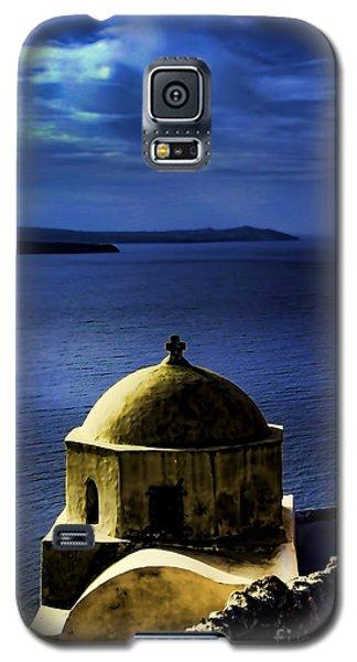 Oia Greece Galaxy S5 Case