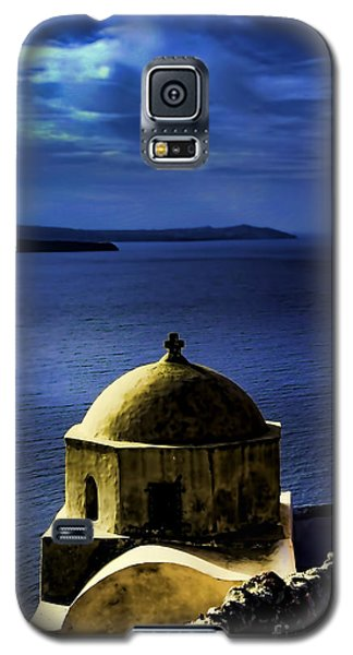 Oia Greece Galaxy S5 Case by Tom Prendergast