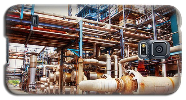 Oil And Gas Refinery Engineering And Technology Galaxy S5 Case