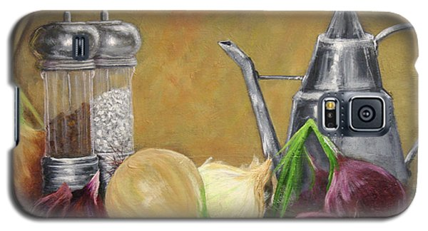 Oil Can Still Life Galaxy S5 Case