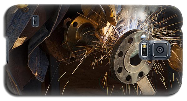 Oil Industry Pipefitter Welder Galaxy S5 Case