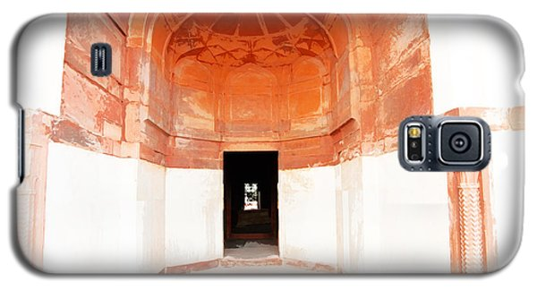 Oil Painting - Doorway In Humayun Tomb Galaxy S5 Case by Ashish Agarwal