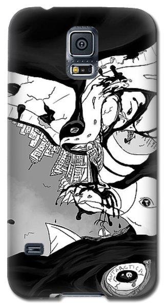 Oil Spill Galaxy S5 Case